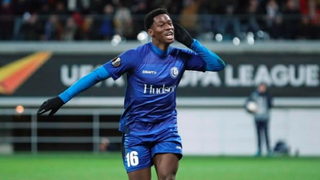Man Utd miss out Jonathan David as the striker heading to Lille - Bóng Đá