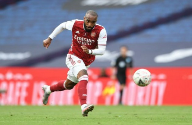 Arsenal will sell Lacazette once they sign new deal with Aubameyang  - Bóng Đá