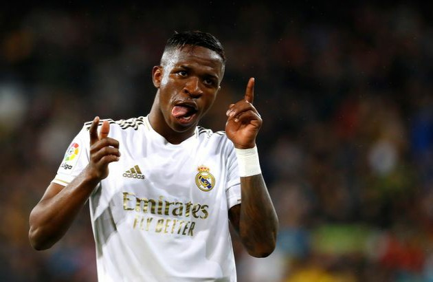 Man united ask Real Madrid about Vinicius - Bóng Đá