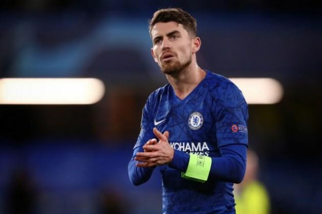 Chelsea will listen to offers for barkley and jorginho - Bóng Đá