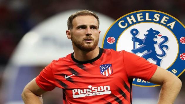 Oblak won't join Chelsea  - Bóng Đá