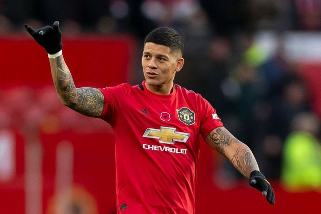 Man United desperate to get rid of Pereira, Romero, Jones, Smalling, Rojo - Bóng Đá