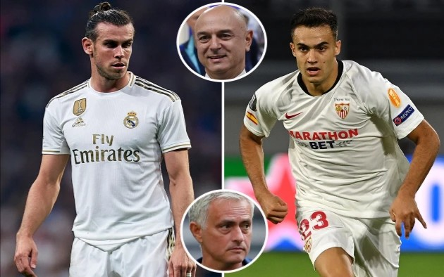 Tottenham set to beat Man United on Reguilon and Bale transfer - Bóng Đá