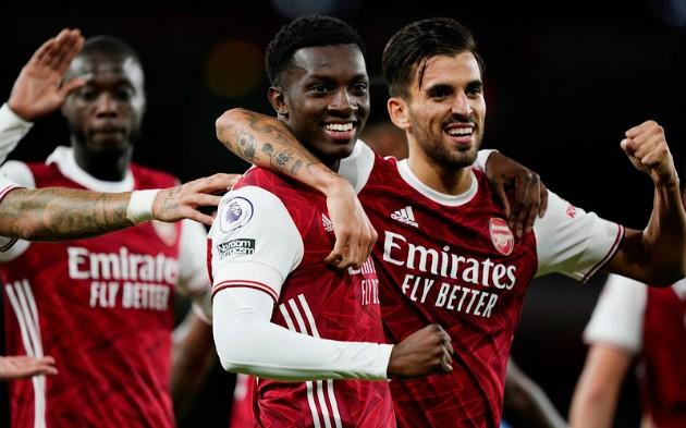Arsenal fans react to Gabriel Magalhaes's performance against West Ham - Bóng Đá