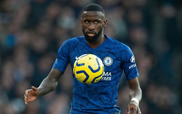 Rudiger wants Chelsea's exit - Bóng Đá