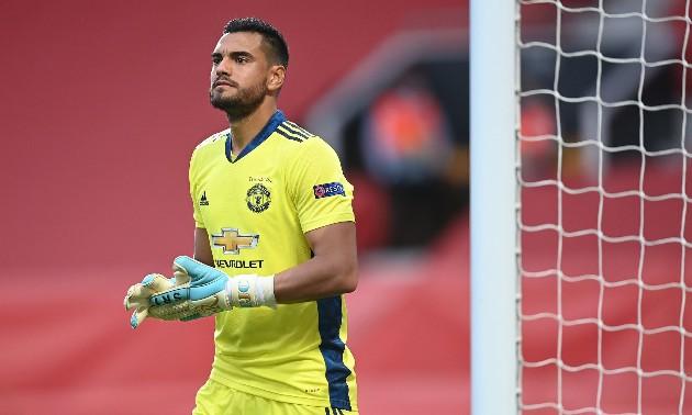 Sergio romero desperate to leave man utd - Bóng Đá