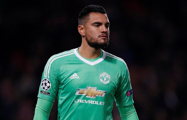 Sergio romero desperate to leave man utd - Bóng Đá