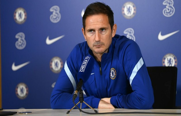 Chelsea fans demand lampard to go - Bóng Đá