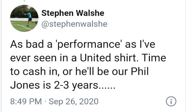 Man United fans react to Pogba's performance  - Bóng Đá