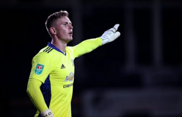 Man United players impressed with Dean Henderson  - Bóng Đá