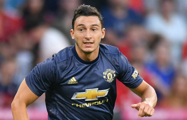 Darmian to Inter done deal - Bóng Đá