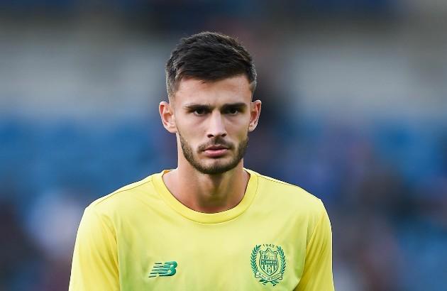Miazga set to join Anderlecht on loan - Bóng Đá