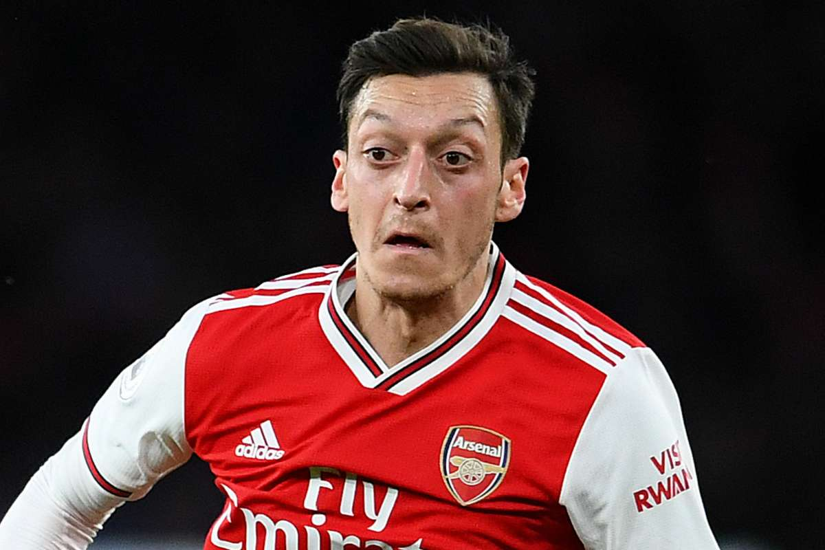 Arsenal plans new attempt to terminate ozil's contract - Bóng Đá