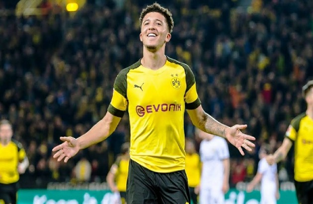 Borussia Dortmund will refuse to sell Jadon Sancho in January - Bóng Đá