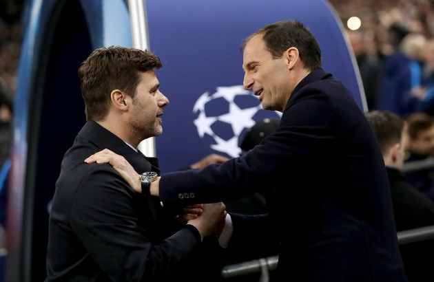 Man Utd 'could turn to Massimiliano Allegri' if they fail to tempt Mauricio Pochettino to replace under-fire Solskjaer - Bóng Đá