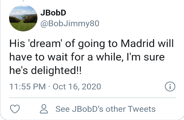 """""""It's time for Madrid"""" – Some fans react as Man United superstar's contract by a year - Bóng Đá"""