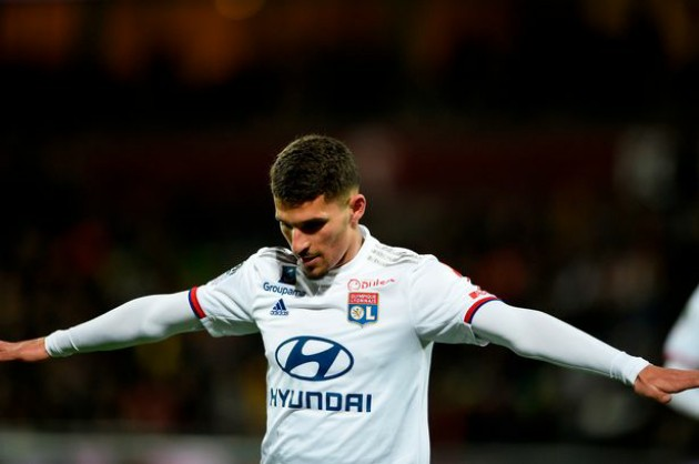 Arsenal European transfer rivals Juventus may hold advantage in January move for Houssem Aouar - Bóng Đá