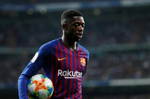 Man Utd had Ousmane Dembele transfer 'agreed' with paperwork signed by Barcelona - Bóng Đá
