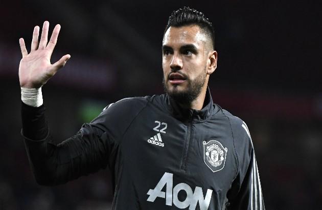 Solskjaer confirms Romero not returned to Man Utd after failed transfer - Bóng Đá