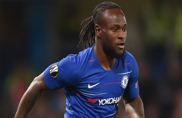 Victor Moses took pay cut to leave Chelsea for Spartak Moscow transfer after being frozen out by Lampard - Bóng Đá