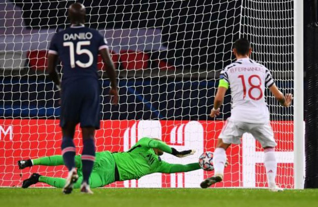TRỰC TIẾP PSG 0-1 Man United (H1): Thủ lĩnh lên tiếng! - Bóng Đá