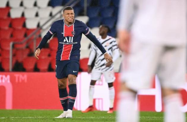 TRỰC TIẾP PSG 0-1 Man United (H2): Sức ép gia tăng! - Bóng Đá