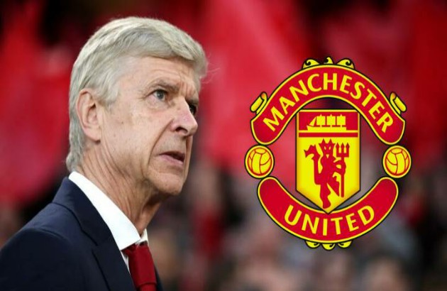 Arsene Wenger on turning down Manchester United - Bóng Đá