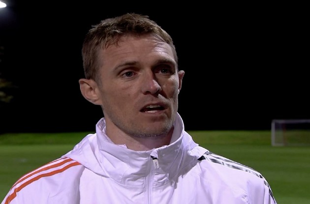 Darren Fletcher becomes Man utd u16 coach - Bóng Đá