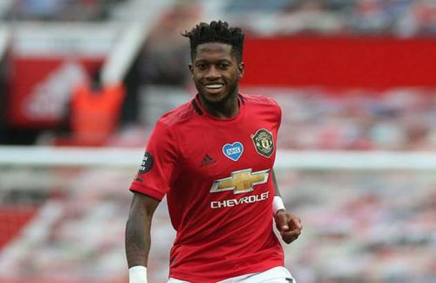 Fred: I'm at Man Utd to win every trophy - Bóng Đá