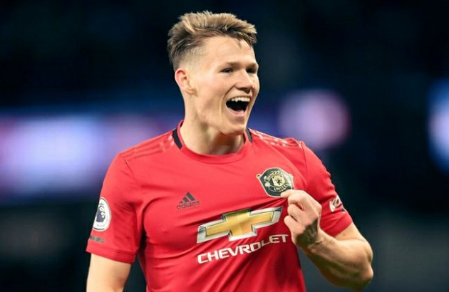 Man Utd midfielder McTominay: PSG result a waste if we can't beat RB Leipzig - Bóng Đá