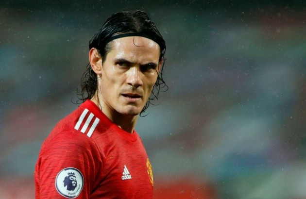 Man Utd hero McGrath unimpressed by veteran signing Cavani - Bóng Đá