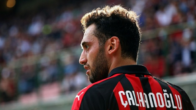 Man United ready to give calhanoglu 5 years contract - Bóng Đá