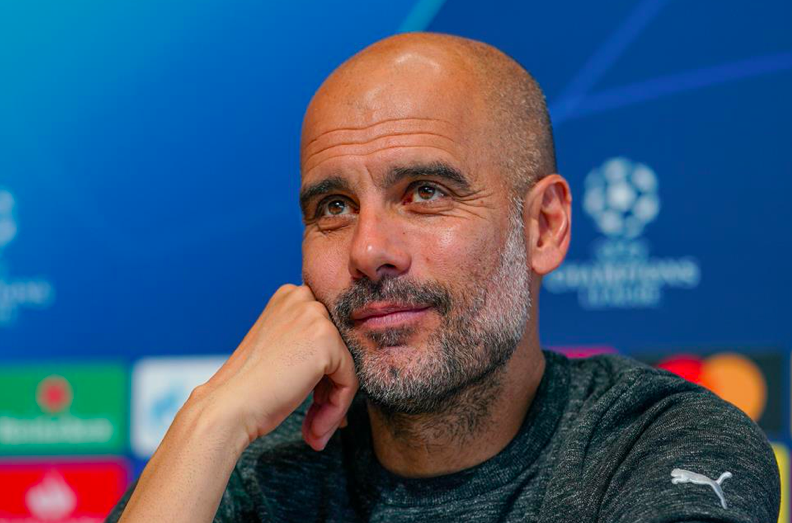 Guardiola: we didn't let Marseille play - Bóng Đá