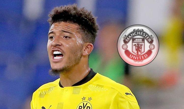 Man utd wants Sancho before EURO  - Bóng Đá