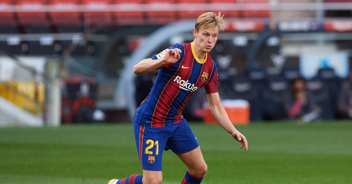 Frenkie de Jong us untouchable under Koeman - Bóng Đá