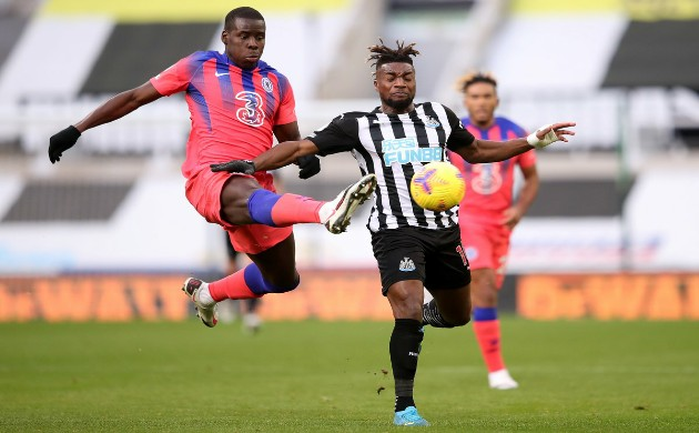 Zouma & Kante stats vs Newcastle  - Bóng Đá