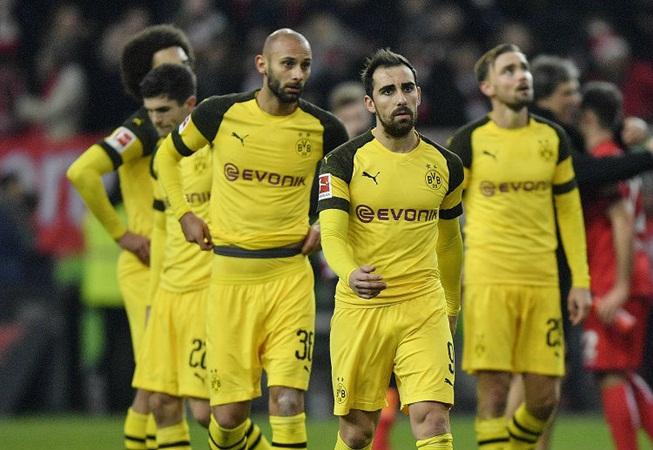 Borussia Dortmund: Dấu hỏi bản lĩnh - Bóng Đá