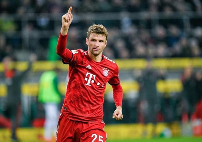 Ở Bayern Munich, tầm ảnh hưởng của Muller là không thể phủ nhận - Bóng Đá