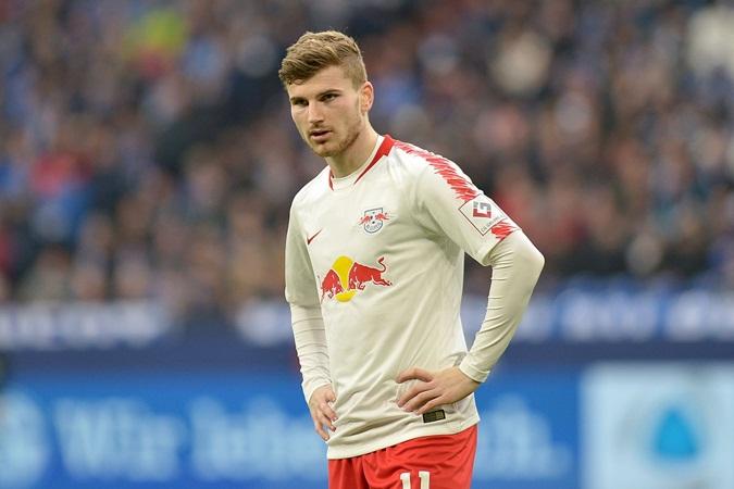 Bayern mừng thầm vì động thái mới nhất của Werner - Bóng Đá