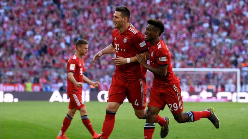 Bayern 1 - 0 Bremen: Trong tâm điểm Sule, mục tiêu được MU thèm khát - Bóng Đá
