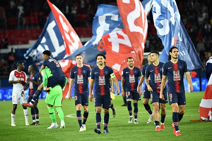 PSG vô địch Ligue 1: Khi thằng chột làm vua xứ mù - Bóng Đá
