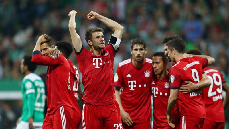 Bại tướng kêu thua oan, Muller phản pháo một cách đầy mạnh mẽ - Bóng Đá