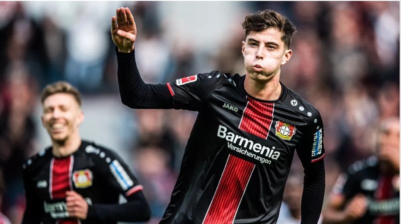 Kai Havertz: Tiền vệ trẻ xuất sắc nhất tại châu Âu? - Bóng Đá