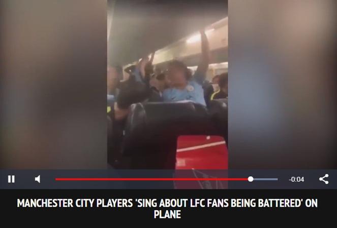 Bất ngờ! Man City chế giễu Liverpool sau khi vô địch Ngoại hạng Anh - Bóng Đá