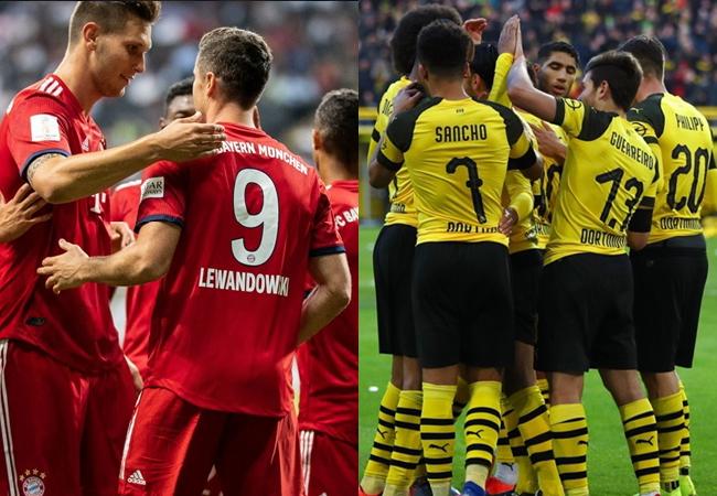 Ngay từ lúc này, cuộc đua chiếc đĩa bạc Bundesliga mùa sau đã nóng lên - Bóng Đá