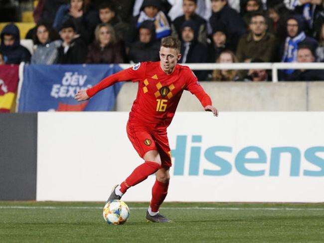 5 điều ít ai biết về tân binh của Dortmund, Thorgan Hazard - Bóng Đá