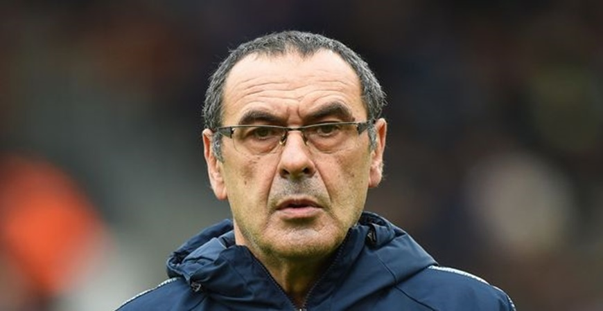 Maurizio Sarri's 14-word Paul Pogba transfer statement after becoming Juventus boss - Bóng Đá