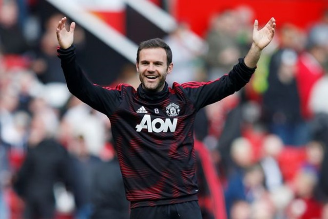 Man Utd on brink of agreeing new contract with Juan Mata after lengthy talks - Bóng Đá
