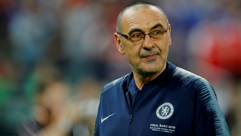 Maurizio Sarri: Chelsea are a team of individuals, Napoli worked together - Bóng Đá