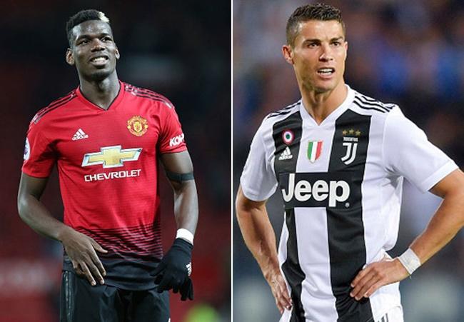 Pogba muốn đến Juventus hơn Real - Bóng Đá